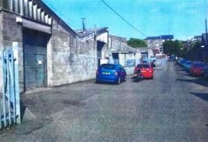 Dundee depot