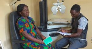 eye test at Embangweni