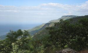 View towards Lake Malawi